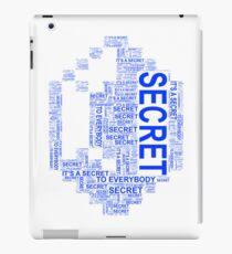 Secret rupees iPad Case/Skin