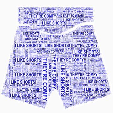 Shorts by Mackismycat