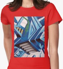Urban 23 Womens Fitted T-Shirt