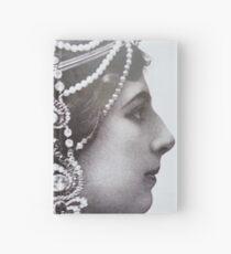 Mata Hari Advertisment Notizbuch