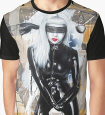 Lady Justice MMXIII Graphic T-Shirt