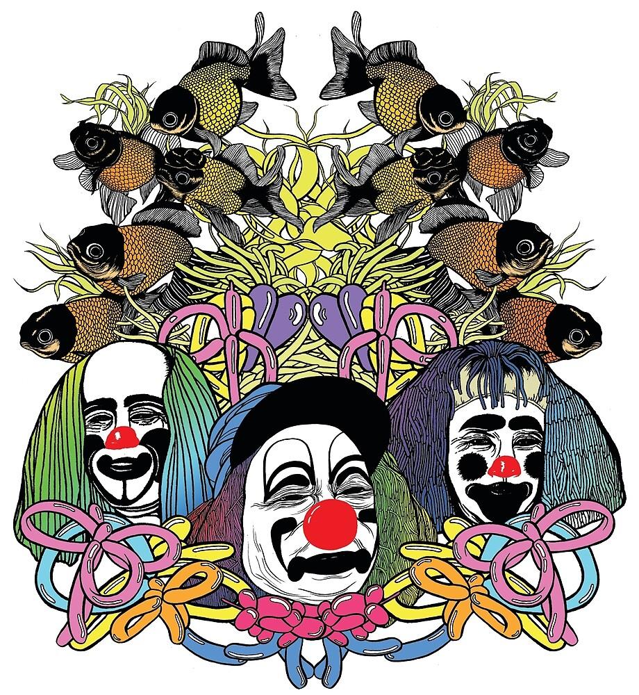 Clown Fish by Raewyn Haughton