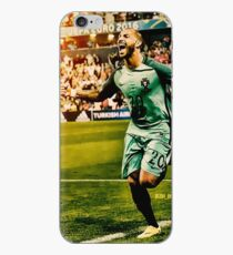 Ricardo Quaresma Portugal Euro 2016 iPhone Case