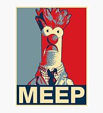 Beaker Meep Poster Photographic Print