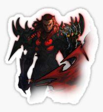 Dragon armour Sticker