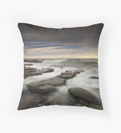 An early morning Throw Pillow
