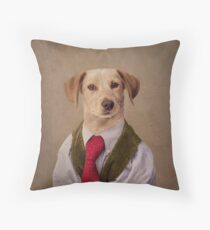 Shelter Pets Project - Cherokee Throw Pillow
