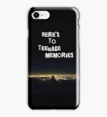 ❝ Teenage Memories ❞ iPhone Case/Skin