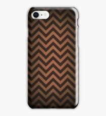 The Black Lodge iPhone Case/Skin