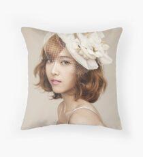 Jessica Jung SNSD Girls' Generation KPOP Throw Pillow