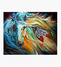 BREAKING DAWN EQUINE by MARCIA BALDWIN Photographic Print