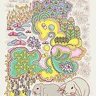 Rabbits by Raewyn Haughton