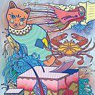 Cat by Raewyn Haughton