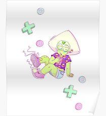 Gameboy Peridot Poster