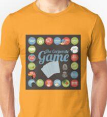 Corporate Game with humorous milestones. T-Shirt