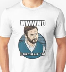 WWWWD - What Would Wil Wheaton Do? (Safe) T-Shirt