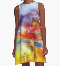 Sea world A-Line Dress