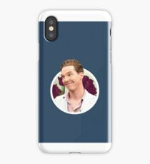 Cumberbatch Icon iPhone Case