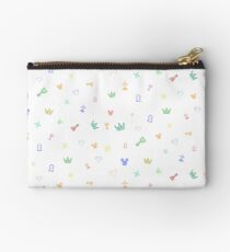Kingdom Hearts Pastel Pattern Studio Pouch