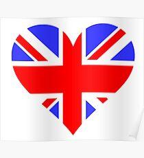 LOVE BRITAIN Poster