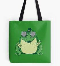 Hipnogenic Toad  Tote Bag