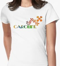 The Name Game - Caroline Women's Fitted T-Shirt