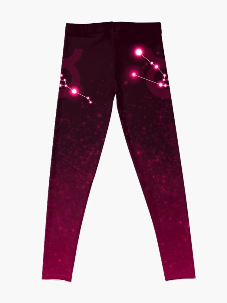 Alternate view of Taurus - Pink Leggings