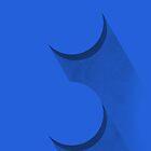 Blue plate by eskimoeffect