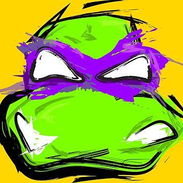 Donatello by Oneryanjoseph