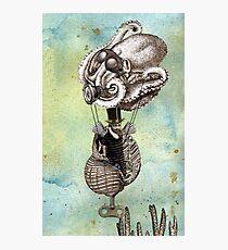 Flotilla - Trejean & Octopus Photographic Print
