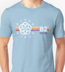 EPCOT Center Vintage Style Distressed Pavilion Logos  T-Shirt