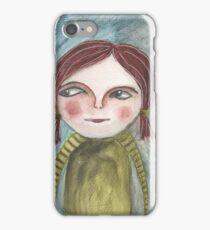 Anna iPhone Case/Skin