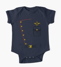 Battlestar Blues Kids Clothes