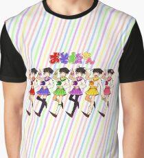 Camiseta gráfica Ohayo, Osomatsu-san!