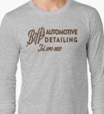 Biff's Automotive Detailing Long Sleeve T-Shirt