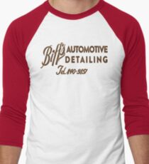 Biff's Automotive Detailing Men's Baseball ¾ T-Shirt