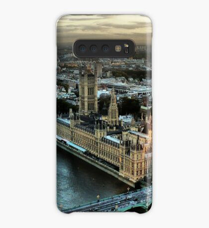 London - Palace Of Westminster Case/Skin for Samsung Galaxy