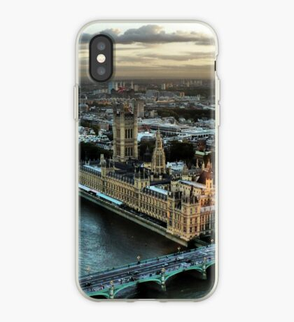 London - Palace Of Westminster iPhone Case