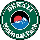 DENALI NATIONAL PARK ALASKA MOUNTAINS HIKING CAMPING HIKE CAMP by MyHandmadeSigns