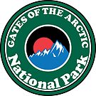 GATES OF THE ARCTIC NATIONAL PARK ALASKA MOUNTAINS HIKING CAMPING HIKE CAMP by MyHandmadeSigns