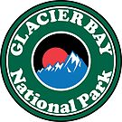 GLACIER BAY NATIONAL PARK ALASKA MOUNTAINS HIKING CAMPING HIKE CAMP by MyHandmadeSigns