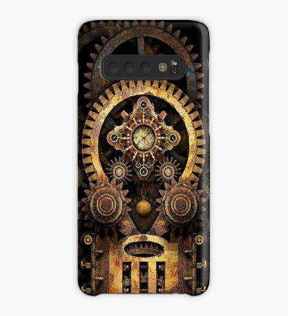 Infernal Steampunk Vintage Machine #2B Case/Skin for Samsung Galaxy