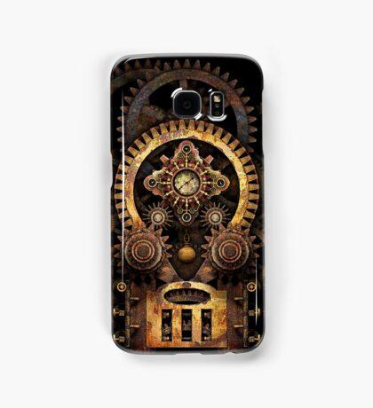 Infernal Steampunk Vintage Machine #2B Samsung Galaxy Case/Skin