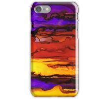 Spectacular Sunset iPhone Case/Skin