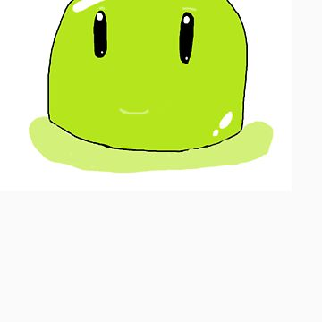 Jim the normal slime by Ritkey