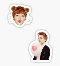 Cute Xiumin Sticker