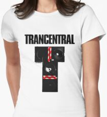 KLF TRANCENTRAL  Womens Fitted T-Shirt