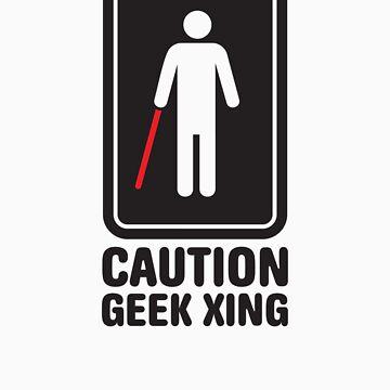 Geek Xing by excalibursp
