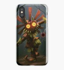 Majoras Mask / Skull kid phone case iPhone Case