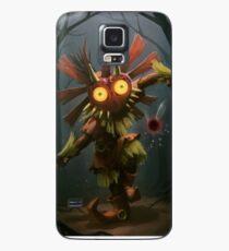 Majoras Mask / Skull kid phone case Hülle & Klebefolie für Samsung Galaxy